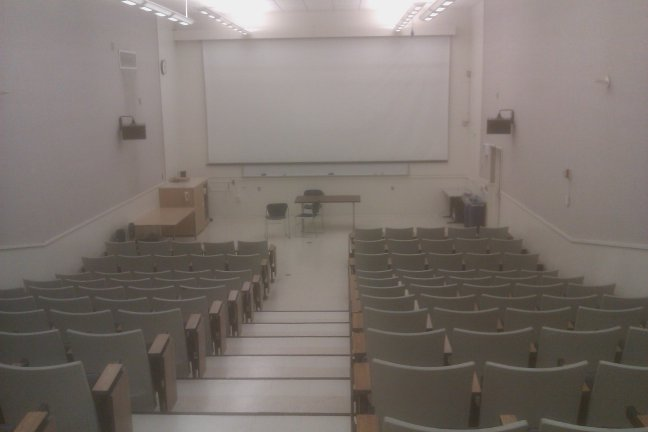 Large Lecture Halls
