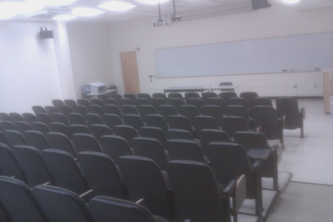 HSS 135 Large Lecture Hall