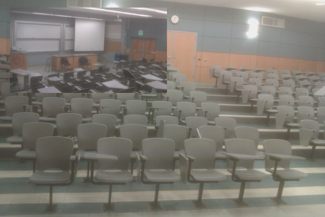 SCI101 Large Lecture Hall