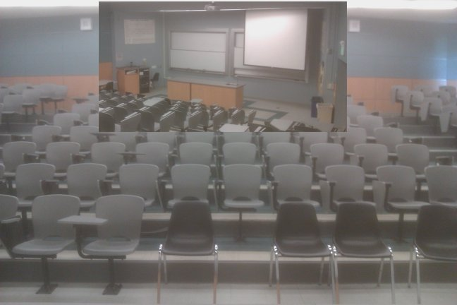 SCI 201 Large Lecture Hall