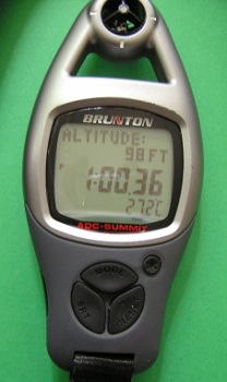 Brunton ADC Summit handheld meteorological instrument