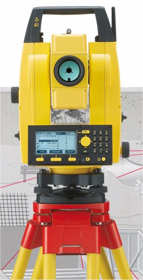 Leica 503 Total Station
