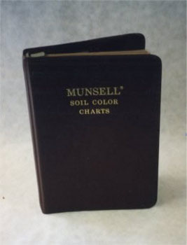 Munsell Soil Color Chart
