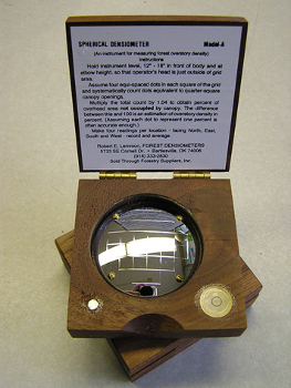 Spherical Densiometer