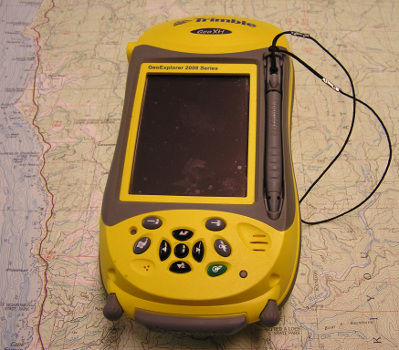 Trimble GeoXH GPS Receiver