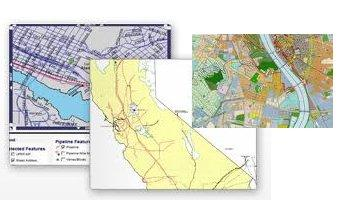 Geographic Information Systems examples