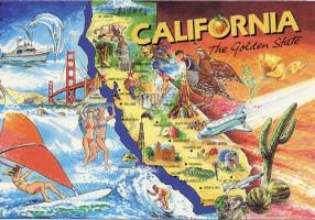 Geography of California | Department of Geography & Environment