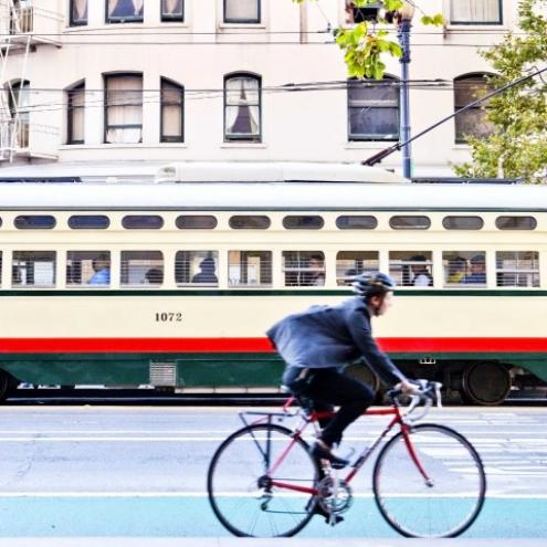 bike and Muni