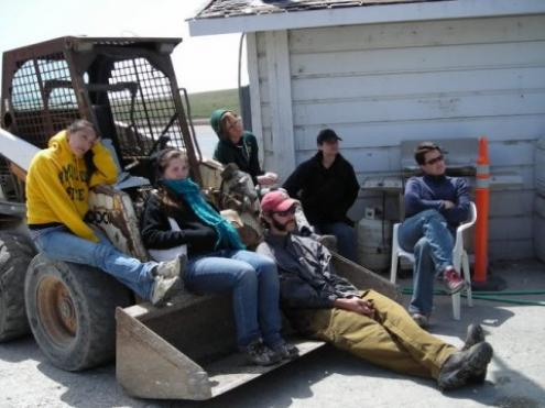 427 class on a front-end loader