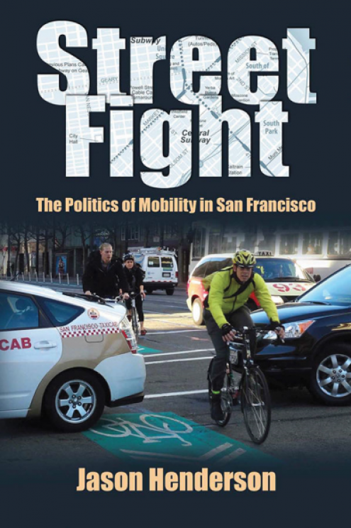 Street Fight book cover