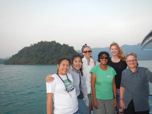 Irrawaddy Dolphin Research Team