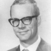 Max Kirkeberg when just hired, 1965